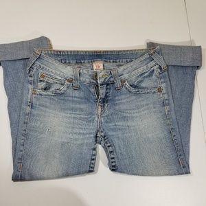 True religion Jean distressed